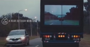 Ingenious idea for overtaking from Samsung