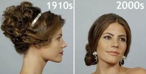 100 years of beauty: Italy
