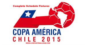 Copa America Cup 2015