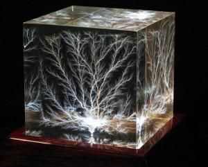 Lightning in a box