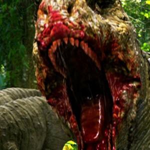 The scariest dinosaur roars