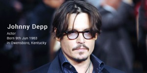 johnny depp interesting facts