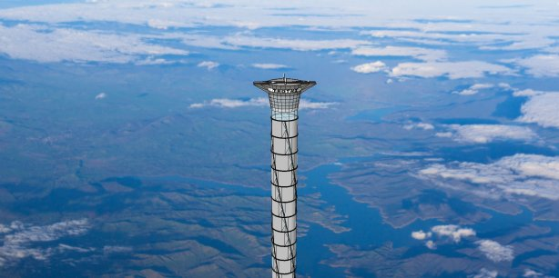 Technological breakthrough: Canadian company patented a space elevator