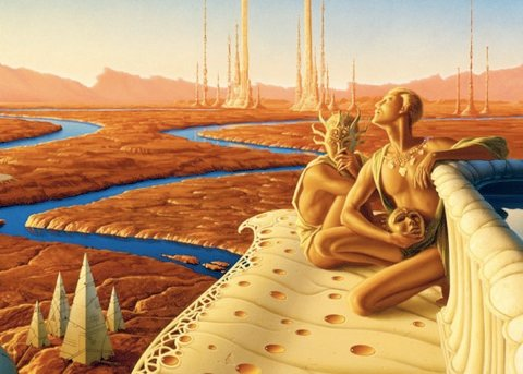 Physicists Claim Ancient Civilization On Mars Was Nuked By Alien Invaders!