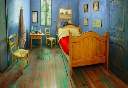 You Can Now Rent Van Gogh's Iconic Bedroom On Airbnb
