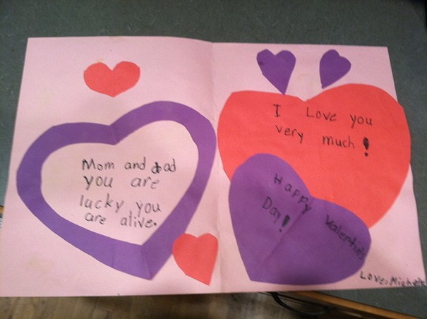 17 Brutally Honest Valentine's Day Messages From Kids