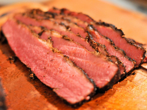 Montreal Smoked Meat