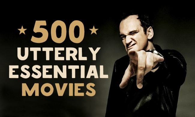 500 utterly essential movies to cultivate great taste in cinema