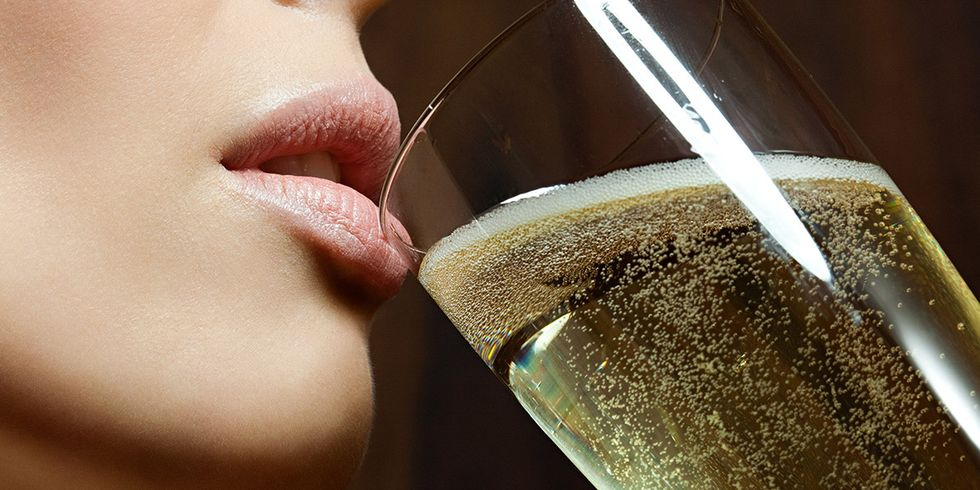 Drinking Champagne Is Good for Your Brain and Prevents Memory Loss