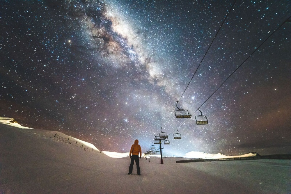 A photographer traveled 15,000 miles around New Zealand to take the perfect shots
