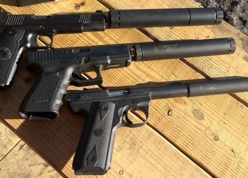 Bill introduced to remove suppressors from NFA regulation ...