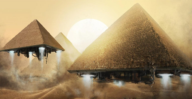 Physical Evidence Clearly Shows There's a Huge Structure Buried Near the Egyptian Pyramids
