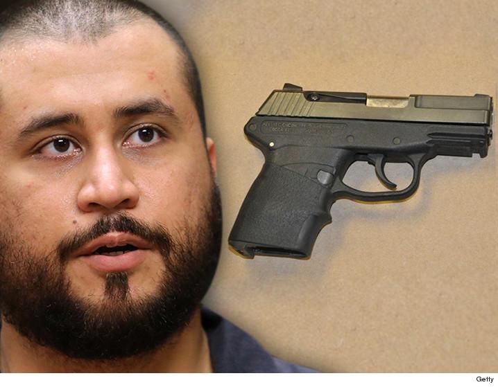 George Zimmerman: Trayvon Martin Gun Sells For Over $120k