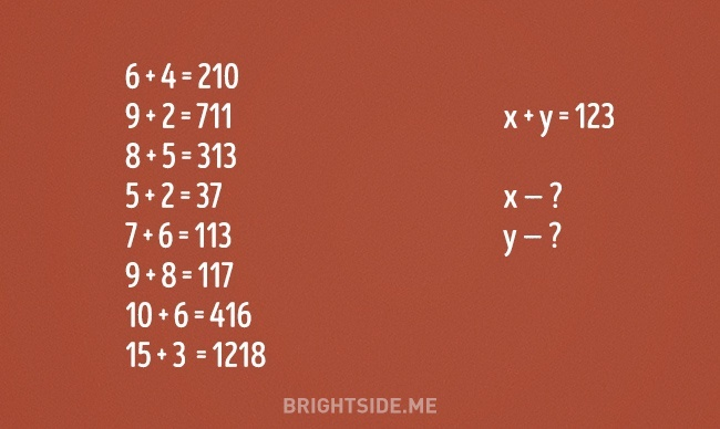 If you can solve this math problem, you're probably a genius