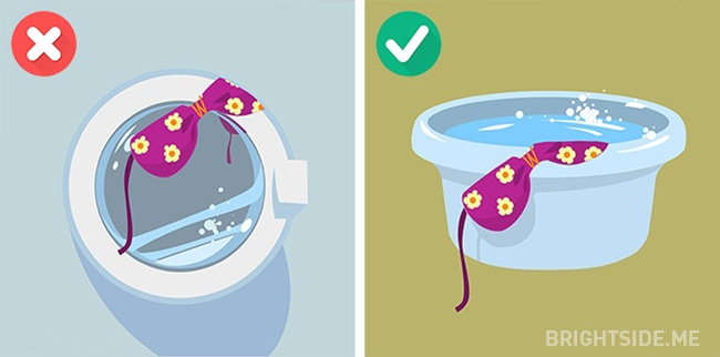 15 widespread mistakes we make when washing clothes