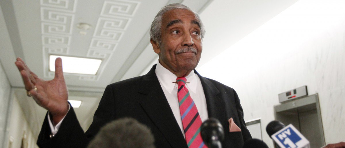 Rangel: No Guns For Law-Abiding Constituents But I 'Deserve–Need' Police Protection [AUDIO]