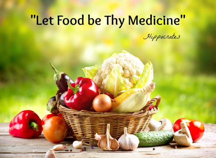 Top Cancer Fighting Foods: 'Let Food Be Thy Medicine'!