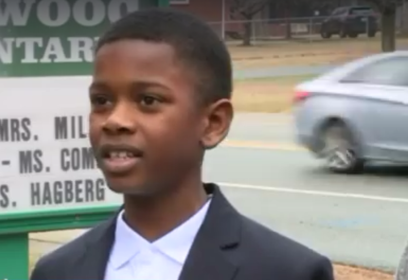 Hero 5th Grader Saves Friend's Life, All Because of A Documentary (Video)
