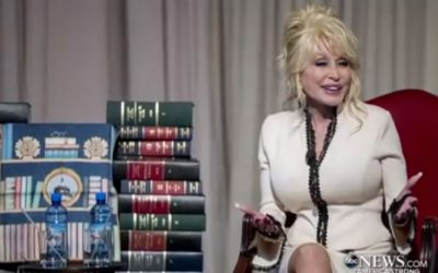 Dolly Parton Just Donated Her 100 Millionth Book to the Library of Congress