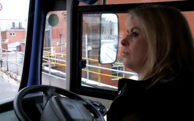 Hero Bus Driver Averts Tragedy with Mad Driving Skills