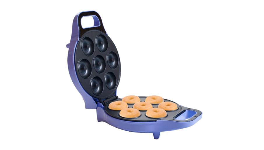 Chef Buddy mini donut maker available on Amazon click here