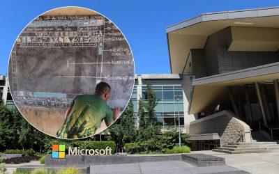 Microsoft Donates Computers to Viral Ghana School Master (Photos)