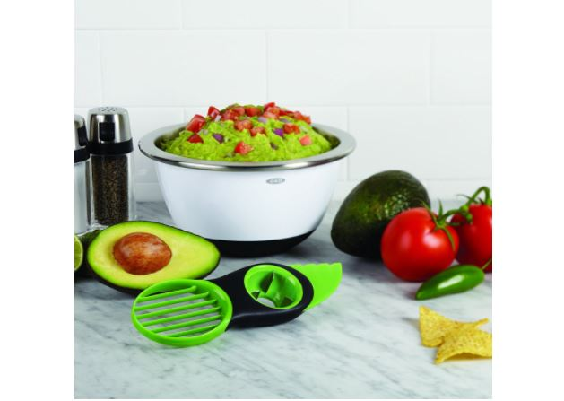 Avocado Slicer OXO available on Amazon click here