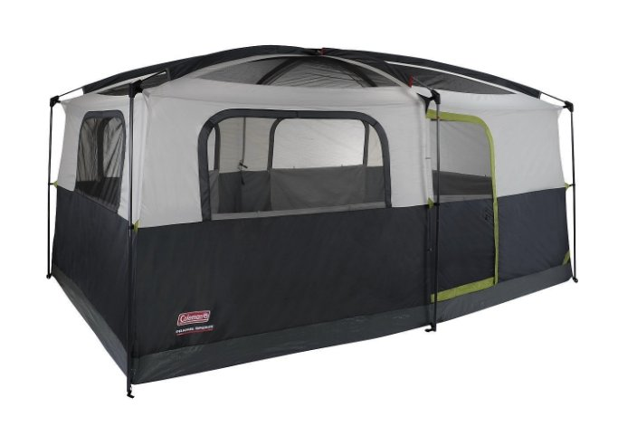 Coleman Prairie Breeze Nine Person Cabin Tent