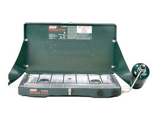 best camping gear on Amazon Coleman Classic Propane Stove