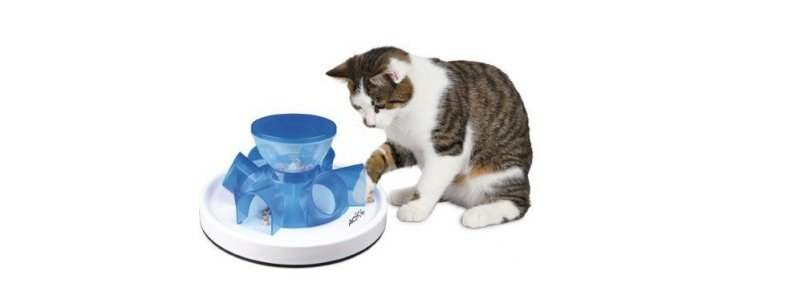 Product photo: Trixie 5-in-1 Tunnel Activity Center