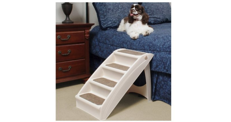 Product photo: PupSTEP Pet Stairs