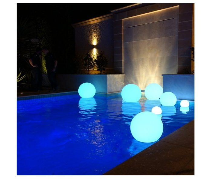 Loftek LED 12-Inch Light Balls