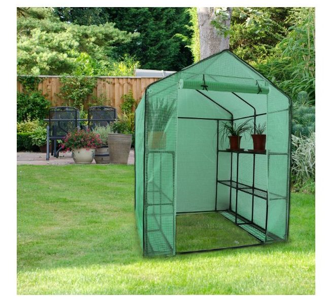 Ohuhu Large Walk-in Greenhouse
