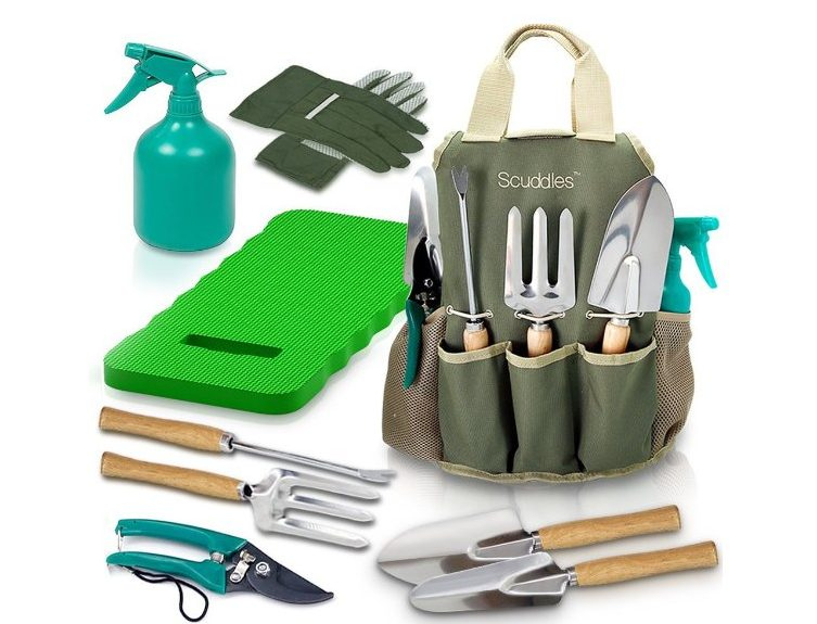 Scuddles - Upgraded Garden Tool Set