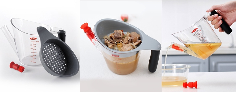 XO Good Grips Fat Separator available on Amazon click here