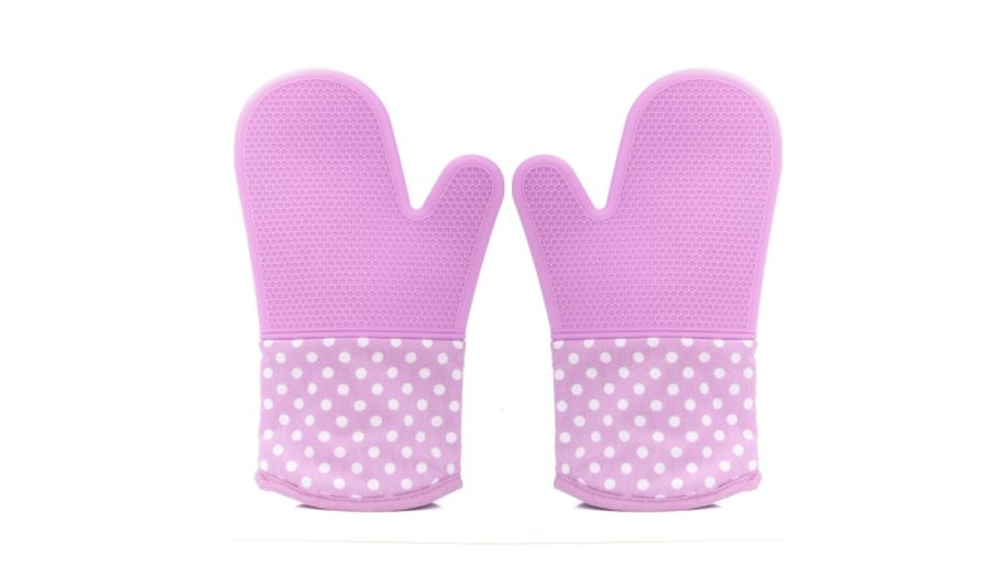 Nuovoware Premium Heat Resistant Kitchen Gloves Oven Mitts Parent. available on Amazon click here