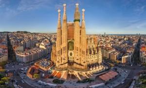 Cosmic Gaudi's masterpiece