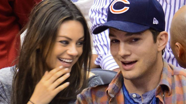 13 Reasons Why Ashton Kutcher & Mila Kunis Define Relationship Goals