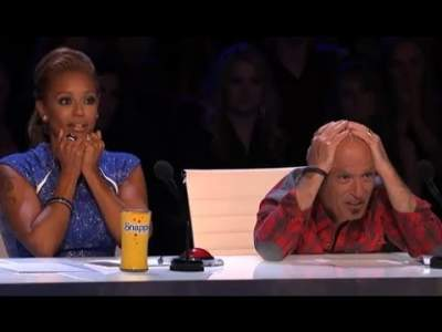 A 5 years old girl amazed the judges on America's Got Talent