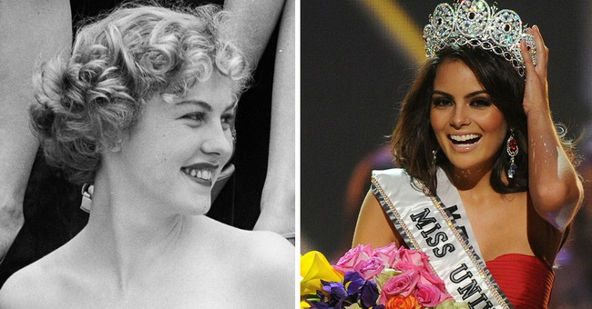 """All winners of """"Miss Universe"""" since the very beginning of this contest"""