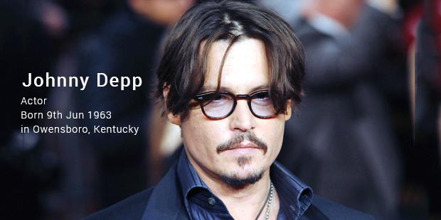 10 Surprising Johnny Depp Facts