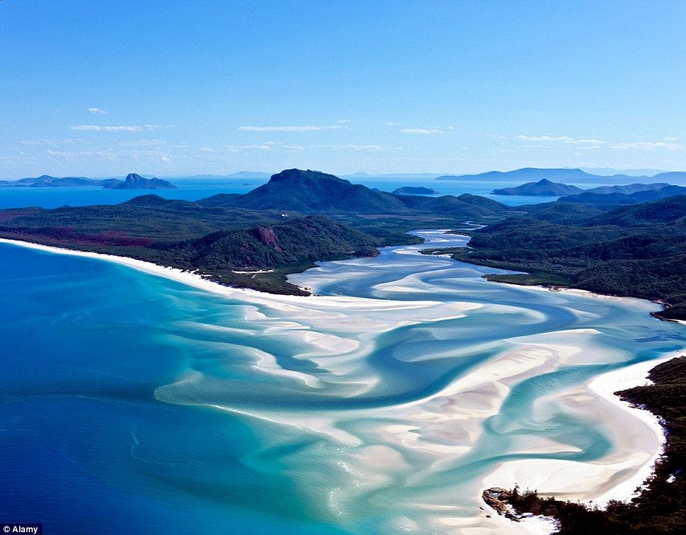 Paradise found! The top 10 most amazing beaches in the world – in pictures