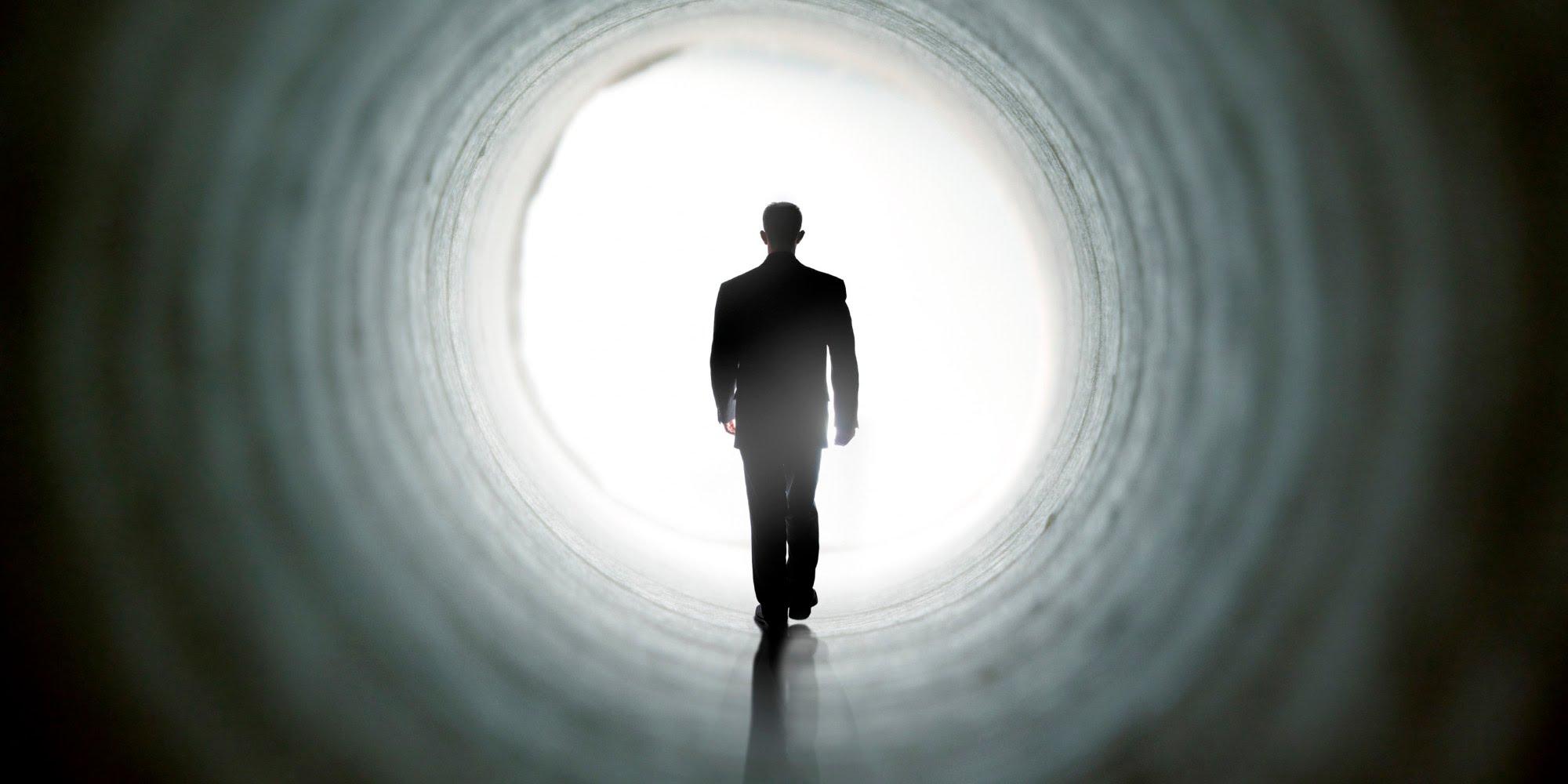 Sensation: Life after death exists!