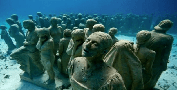 10 Shocking Discoveries In The Underwater World