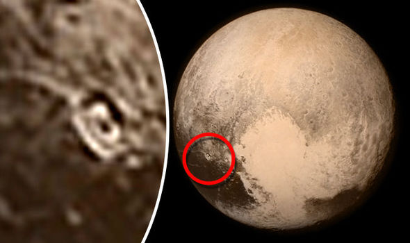 """Images of Pluto and Charon continue to captivate Nasa: """"This world is alive"""""""