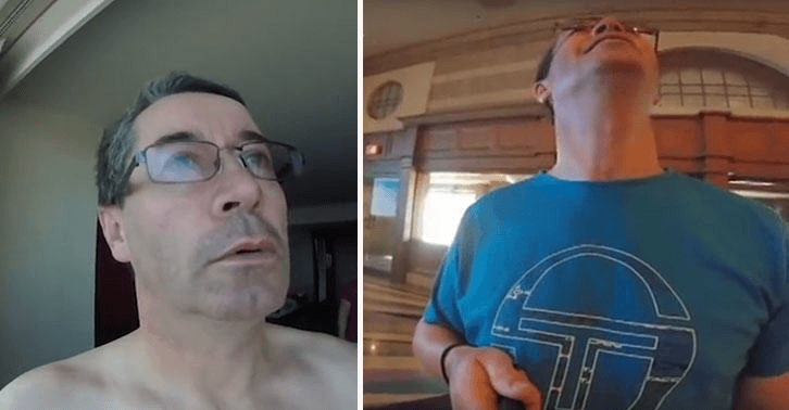 Dad Points GoPro Camera The Wrong Way For Entire Las Vegas Holiday