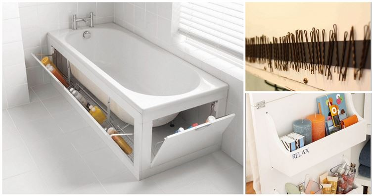 20 Surprisingly Useful Lifehacks For Bathroom