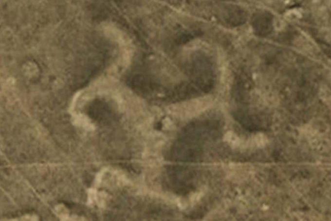 Mysterious Geoglyphs Found In Kazakhstan Leave Archeologists Perplexed