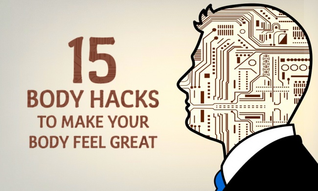 15 indispensable body hacks to make you feel absolutely great