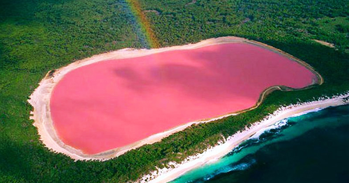 25 Unearthly Places You Won't Believe Actually Exist
